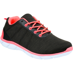 B Athletic Women's Lightweight Walking Shoe - Coral